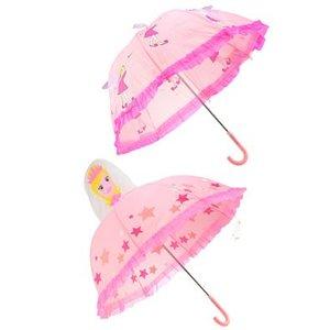 Meisjes Paraplu Roze ( Voorraad: 9 stuks OP=OP)