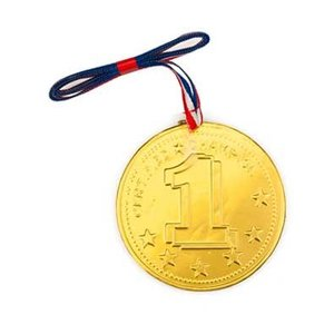 Choco Medaille Nr. 1