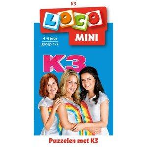 Loco Puzzelen met K3 mini