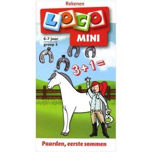 Loco Paarden, eerste sommen