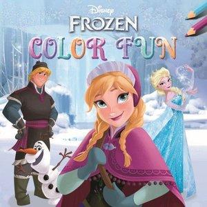Kleurboek Frozen