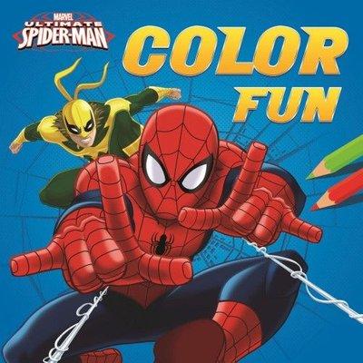 Kleurboek Spiderman
