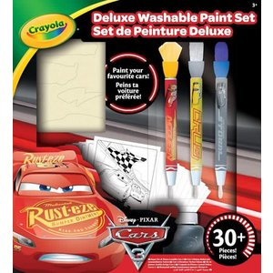 Crayola Cars Verfset