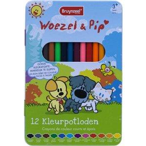 Woezel en Pip kleurpotloden