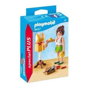 Playmobil Playmobil Plus 9437 Modeontwerpster