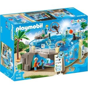 Playmobil Zee aquarium Playmobil 9060