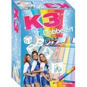 Studio 100 K3 Dobbelspel Rollerdisco