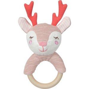Tiamo Rammelaar hout ring Tiamo Dreamy Deer
