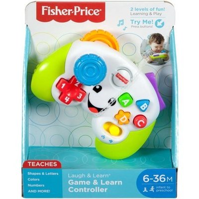 Fisher Price Game en Leer Controller Fisher-Price