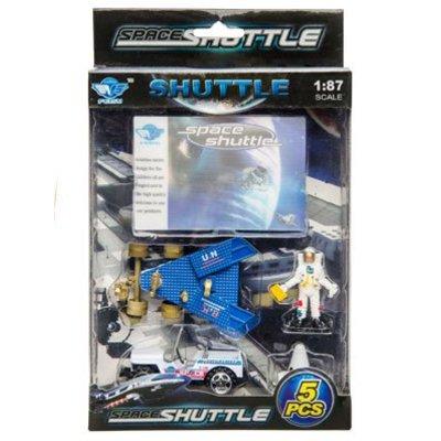 Space Shuttle Speelset ( Voorraad: 52 stuks OP=OP!)