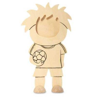 Fotolijstje voetballer