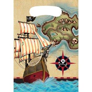 Uitdeelzakje Piraat