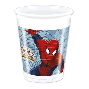 Beker spiderman