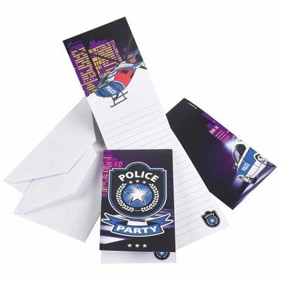 Politie Uitnodiging