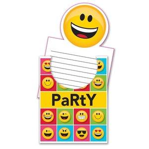 Emoji Uitnodiging
