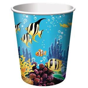 Beker oceaan ( Voorraad: 5 stuks)