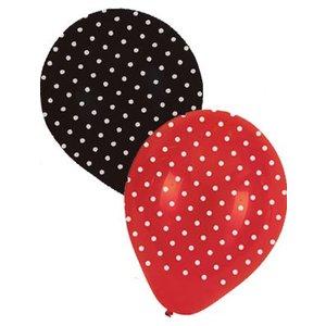 Ballonnen lieveheersbeestje