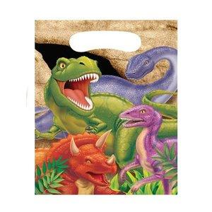 Dino Uitdeelzakjes