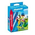 Playmobil Plus 5379 Glazenwasser ( Voorraad 1 stuks OP=OP)