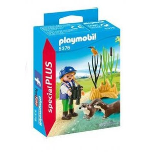 Playmobil Plus 5376 Otterspotter ( Voorraad: 1 stuks OP=OP)