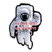 Uitnodigingen ruimtevaart ( nog 26 stuks op voorraad )