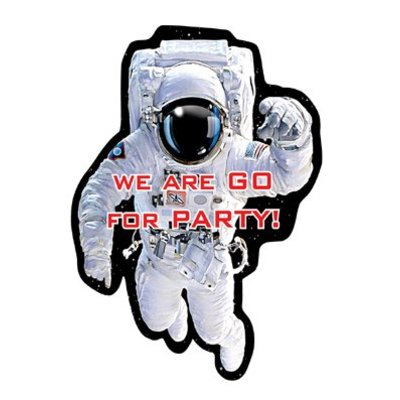 Uitnodigingen ruimtevaart