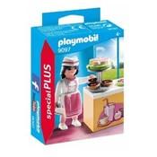 Playmobil Plus 9097 Taartenbakster ( Voorraad: 1 stuks OP=OP)