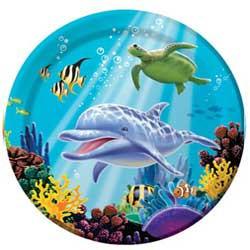 Onderwater feestje