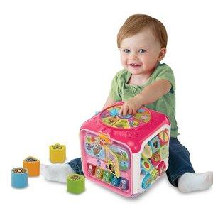Vtech VTech Baby Activiteiten Kubus - Interactieve kubus 9 +mnd