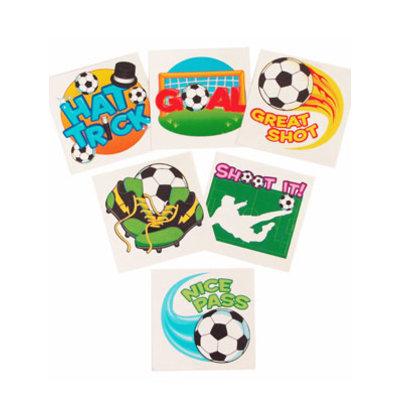 Tattoo soccer