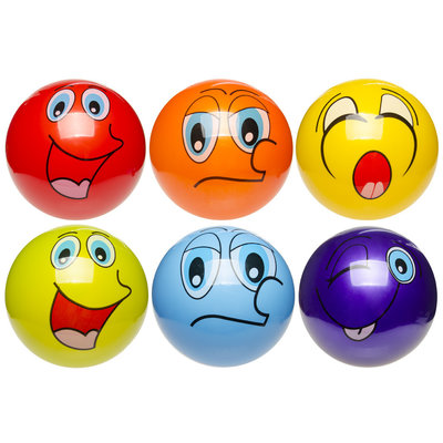 Bal Funny Face (on-opgeblazen) (Voorraad 70 stuks OP=OP)