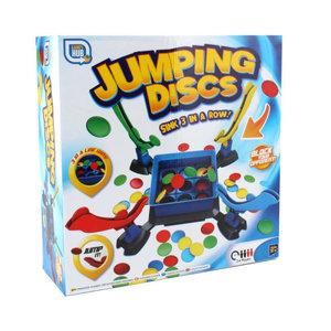 Jumping discs