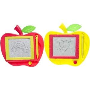 Magnetisch schrijfbord appel ( Voorraad 56 stuks OP=OP)