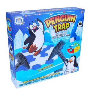 Pinguïn val-spel (Voorraad 1 stuks OP=OP)