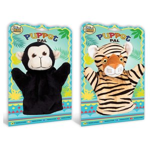 Handpop Jungle Dier Aap (Voorraad 1 stuks OP=OP)