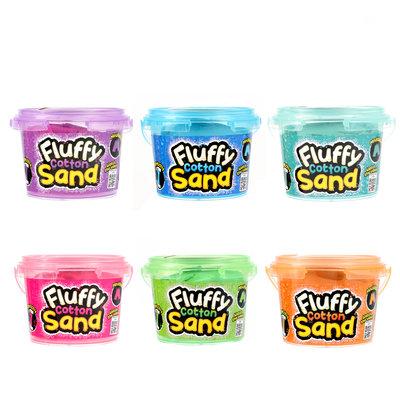 Fluffy cotton sand ( VOORRAAD 27 STUKS OP=OP)