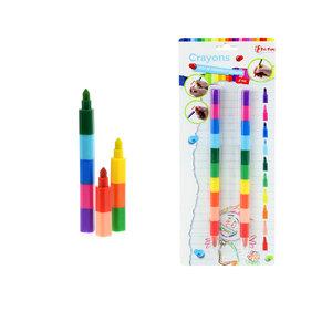 Wasco pennen stapelbaar( 2st.) ( VOORRAAD 5 STUKS OP=OP)