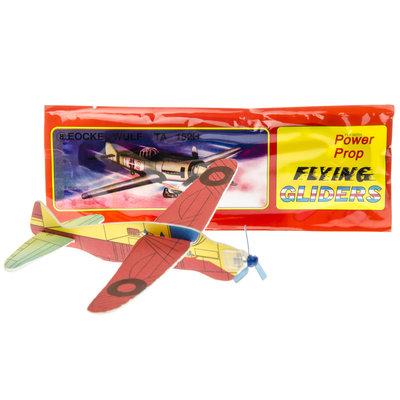 Zweefset vliegtuig