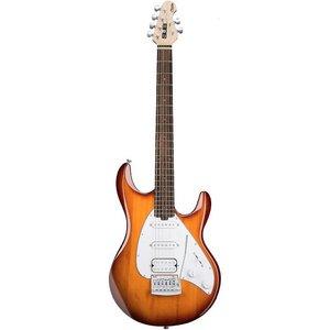 Sterling by Music Man SILO3 Elektrische gitaar Tobacco Sunburst