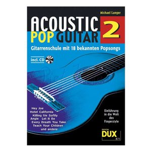ACOUSTIC POP GUITAR 2 +CD