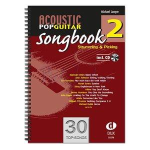 ACOUSTIC POP GUITAR SONGBOOK 2 +CD