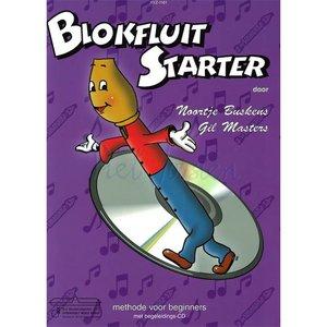 BLOKFLUITSTARTER 1 +CD