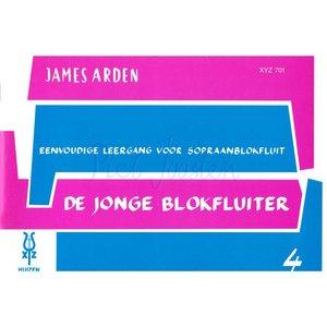 DE JONGE BLOKFLUITER 4