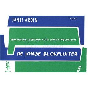 DE JONGE BLOKFLUITER 5
