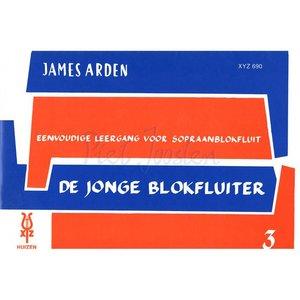 DE JONGE BLOKFLUITER 3