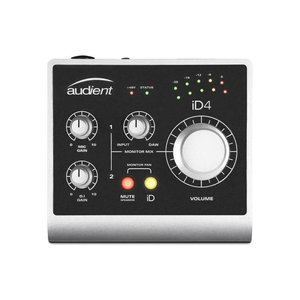Audient iD4 High Performance Audio Interface