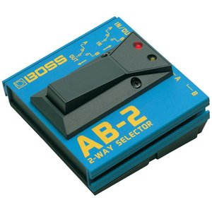 Boss AB-2 Switchpedaal