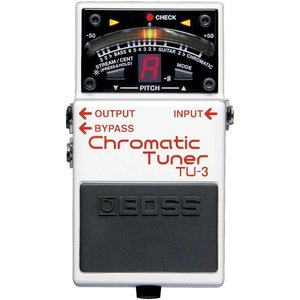 Boss TU-3 Chromatic Tuner