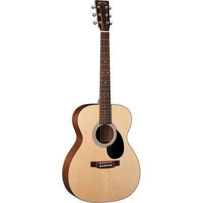 Martin OM-1GT Akoestische gitaar Orchestra Gloss Top +Case