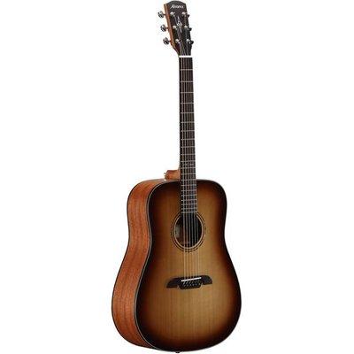 Alvarez AD60SHB Akoestische gitaar Shadowburst